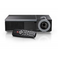 Dell 1510X Portable Projector XGA (1024 x 768) Contrast Ratio 2,100:1 3,500 ANSI Lumens, Integrated 8W speaker, RJ45, RS232, VGA, HDMI,  Throw Ratio: 1.6 (wide) - 1.92 (tele) 2Y NBD (Next Business Day) Exchange a