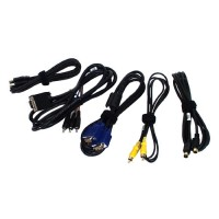 Dell Projector Spare Cable Kit - Projector cable kit - for Dell M110 a