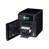 TeraStation 3400 12TB NAS & iSCSI 4x3TB 2xGigabit RAID 0/1/5/6/10 a