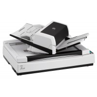 Fujitsu fi-6770 - Document scanner - Duplex - Ledger - 600 dpi x 600 dpi - up to 90 ppm (mono) / up to 90 ppm (colour) - ADF ( 200 sheets ) - up to 15000 scans per day - USB 2.0, SCSI a