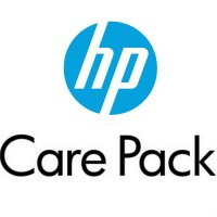 HP 3 year eCare Pack next business day on site response for HP LaserJet M401, 8am-5pm, standard business days excluding HP holidays a