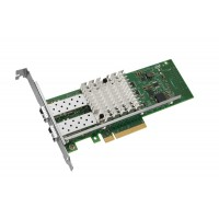 Intel Ethernet Converged Network Adapter X520-DA2 - Network adapter - PCIe 2.0 x8 low profile - 10Gb Ethernet x 2 a