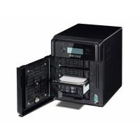 TeraStation 3400 16TB NAS & iSCSI 4x4TB 2xGigabit RAID 0/1/5/6/10 a