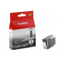 Canon PGI-5 BK - 0628B001 - 1 x Black - Ink tank - For PIXMA iP3500,iP4500,iP5300,MP510,MP520,MP600,MP610,MP810,MP960,MP970,MX700 a