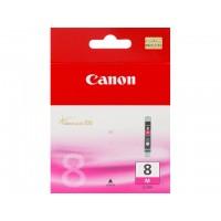 Canon CLI-8 M - 0622B001 - 1 x Magenta - Ink tank - For PIXMA iP3500,iP4500,iP5300,MP510,MP520,MP610,MP960,MP970,MX700,MX850,Pro9000 a