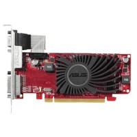 ASUS R5230-SL-1GD3-L - Graphics card - Radeon R5 230 - 1 GB DDR3 - PCIe 2.1 x16 low profile - DVI, D-Sub, HDMI - fanless a