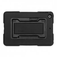 Kensington BlackBelt 2nd Degree Rugged Case - Back cover for tablet - polycarbonate, rubber - black - for Apple iPad mini 3 a