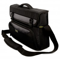 "Targus CityGear 15-17.3 Laptop Messenger - Notebook carrying case - 17.3"" - black a"