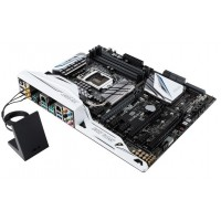 ASUS Z170-DELUXE - Motherboard - ATX - LGA1151 Socket - Z170 - USB 3.0, USB 3.1, USB-C - Bluetooth, 2 x Gigabit LAN, Wi-Fi - onboard graphics (CPU required) - HD Audio (8-channel) a