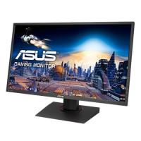 ASUS MG278Q - LED monitor - 27 - 2560 x 1440 QHD - TN - 350 cd/mІ - 1000:1 - 1 ms - 2xHDMI, DVI-D, DisplayPort - speakers - black a