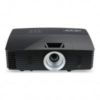 Acer P1285B - DLP projector - 3D - 3200 lumens - XGA (1024 x 768) - 4:3 - LAN a