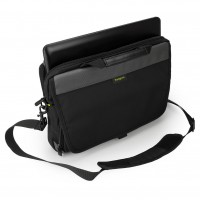 "Targus CityGear 10-11.6 Slim Topload Laptop Case - Notebook carrying case - 11.6"" - black a"