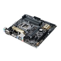 Asus Z170M-PLUS socket LGA1151 Z170 Chipset MicroATX Motherboard - 90MB0M60-M0EAY0 a
