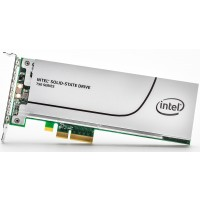 Intel Solid-State Drive 750 Series - Solid state drive - 800 GB - internal - PCI Express 3.0 x4 (NVMe) a