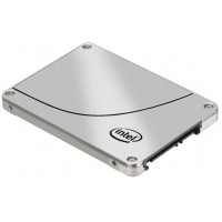 Intel Solid-State Drive DC S3510 Series - Solid state drive - encrypted - 80 GB - internal - 2.5 - SATA 6Gb/s - 256-bit AES a