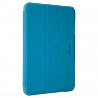 Targus 3D Protection Case - Flip cover for tablet - rugged - blue - for Apple iPad mini, iPad mini 2, 3, 4 a
