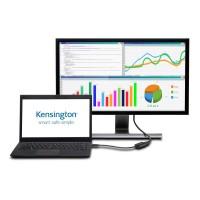 Kensington VM4000 4K Video Adapter - Video / audio adaptor - Mini DisplayPort (M) to HDMI (F) a