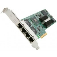 FUJITSU PLAN CP Intel I350-T4 - Network adapter - PCIe 2.1 x4 low profile - Gigabit Ethernet x 4 - for PRIMERGY RX1330 M2, RX2530 M1-L, RX2530 M2, RX2540 M1-L, RX2540 M2, TX1320 M2, TX1330 M2 a