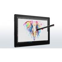 Lenovo ThinkPad X1 Tablet 20GG - Tablet - with detachable keyboard - Core m7 6Y75 / 1.2 GHz - Win 10 Pro - 8 GB RAM - 256 GB SSD TCG Opal Encryption - 12 IPS touchscreen 2160 x 1440 ( Full HD Plus ) - HD Graphics 515 - Wi-Fi, NFC, Bluetooth - 4G - black a