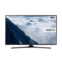 Samsung UE50KU6000K - 50 Class - 6 Series LED TV - Smart TV - 4K UHD (2160p) - UHD dimming - black a