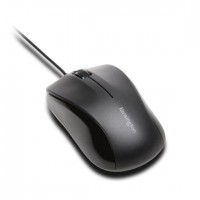 Kensington ValuMouse - Mouse - optical - 3 buttons - wired - USB - black a