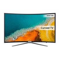 Samsung UE55K6300AK - 55 Class - 6 Series curved LED TV - Smart TV - 1080p (Full HD) - Micro Dimming Pro - dark titan a
