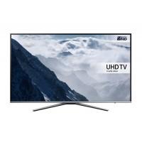 Samsung UE49KU6400U - 49 Class - 6 Series LED TV - Smart TV - 4K UHD (2160p) - UHD dimming - silver a