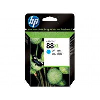 HP 88XL - C9391AE - 1 x Cyan - Ink cartridge - High Yield - For Officejet Pro K5400, K550, K8600, L7480, L7550, L7555, L7590, L7650, L7681, L7710, L7750 a