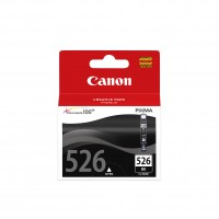 Canon CLI-526 BK - 4540B001 - 1 x Black - Ink tank - For PIXMA iP4950,iX6550,MG5250,MG5350,MG6150,MG6250,MG8150,MG8250,MX715,MX885,MX895 a