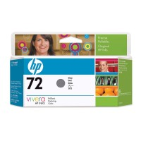 HP 72 - C9374A - 1 x Grey - Ink cartridge - For DesignJet T1100, T1120, T1200, T1300, T2300, T610, T620, T770, T790, T795 a