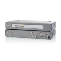 Belkin OmniView Secure 2-port DVI KVM switch a