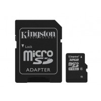 Kingston memory 32GB microSDHC Class 4 Flash Card a