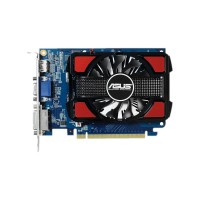 VGA\GT730-2GD3 PCIE, Gigantic 2GB DDR3 Memory, Super Alloy Power blends selected elements under ASUS exclusive formula, resulting in a 15 % performance increase, 2.5 times longer product lifespan and 35oC cooler operation,Dust-Proof Fan dissipates heat a