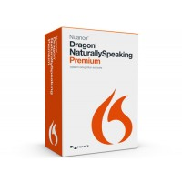 Dragon NaturallySpeaking 13 Premium, Upgrade, English a
