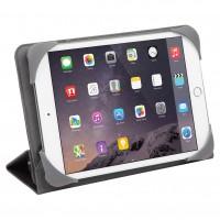 Targus Fit-N-Grip Universal 360 - Flip cover for tablet / eBook reader - polyurethane - black a