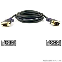 Belkin Gold Series VGA Monitor Replacement Cable 7.5m a