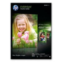 HP Everyday Photo Paper - Semi-gloss photo paper - A4 (210 x 297 mm) - 175 g/m2 - 100 sheet(s) a