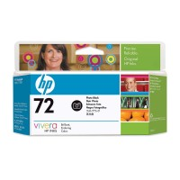HP 72 - C9370A - 1 x Photo Black - Ink cartridge - For DesignJet T1100, T1120, T1200, T1300, T2300, T610, T620, T770, T790, T795 a