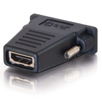 M1 Male to HDMI Female Adapter a