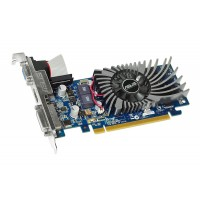 Asus NVidia 210, 1GB DDR3 PCI-Express 2.0 x16 graphics card, model 90-C1CS40-L0UANAYZ. Although physically a low profile card this does NOT ship with LP brackets  ,only full height. a