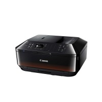 Canon Pixma MX925 Powerful and productive Office All-In-One 35-page 2-sided Auto Document Feeder for scanning, copying and faxing Superior prints using 5 individual ink system with optional XL capacity ink tanks Print up to 1000 monochrome pages with opti