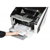 Fujitsu fi-6800 - Document scanner - Duplex - A3 - 600 dpi x 600 dpi - up to 130 ppm (mono) / up to 130 ppm (colour) - ADF ( 500 sheets ) - up to 60000 scans per day - USB 2.0, SCSI a