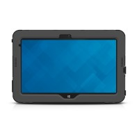 Targus SafePORT Max Pro - Hard case for tablet - silicone, polycarbonate - for Venue 11 Pro, 11 Pro (5130) a