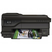 HP Officejet 7612 Wide Format eAIO, print, copy, scan, fax, web, A3+, 15ppm mono, 8ppm colour, duplex, up to 4800x1200 optimised dpi, 256MB, 250 sheet paper tray, 35 sheet ADF, borderless printing up to A3+, USB 2.0, ethernet, Wireless 802.11b/g/n, USB ho