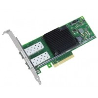 Intel Ethernet Converged Network Adapter X710-DA2 - Network adapter - PCIe 3.0 x8 low profile - 10 Gigabit SFP+ x 2 a