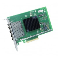 Intel Ethernet Converged Network Adapter X710-DA4 - Network adapter - PCIe 3.0 x8 - 10 Gigabit SFP+ x 4 a