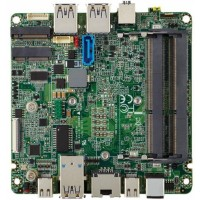 Intel Next Unit of Computing Board NUC5i5MYBE - Motherboard - UCFF - Intel Core i5 5300U - USB 3.0 - Gigabit LAN - onboard graphics - HD Audio (8-channel) a