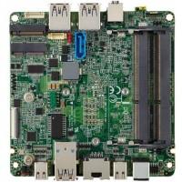 Intel Next Unit of Computing Board NUC5i5MYBE - Motherboard - UCFF - Intel Core i5 5300U - USB 3.0 - Gigabit LAN - onboard graphics - HD Audio (8-channel) a