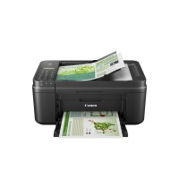 Pimxa MX495 Black print, copy, scan and fax all in one Wireless, Scan to cloud with Pixma Cloud Link, 20 Sheet Auto Document Feeder Optional, XL ink catridges, Airprint, Pixma Printing Solution app a