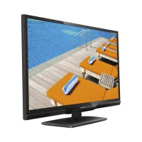Philips 28HFL3010T - 28 Class - Professional EasySuite LED TV - hotel / hospitality - 720p - black a